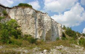 Меловая скала