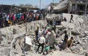 Боевики подорвали две бомбы