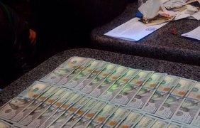 У судьи Швеца нашли крупную сумму денег