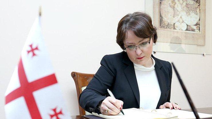 Два грузинских министра— обороны ипо задачам  примирения— покинули собственный  пост