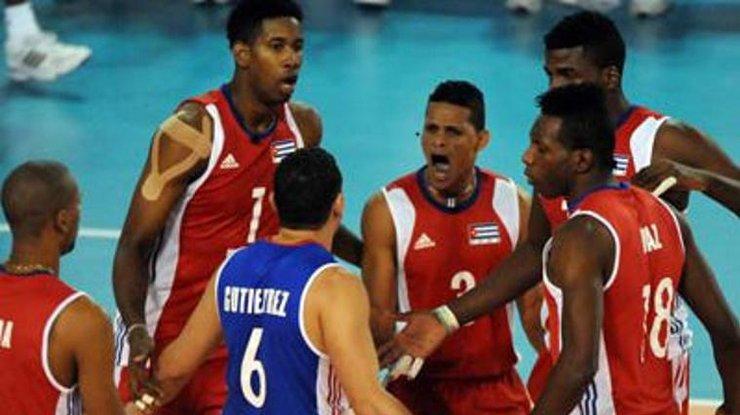 ВФинляндии поподозрению визнасиловании задержаны волейболисты кубинской сборной