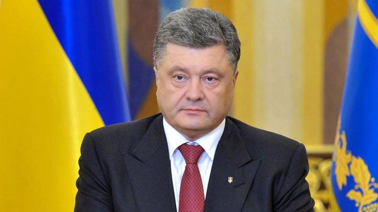 Около 600 военных моряков вгосударстве Украина живут накораблях— Порошенко