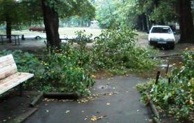 Мощный ураган пронесся в Днепре и Кривом Роге Фото: 056.ua, 0564.ua