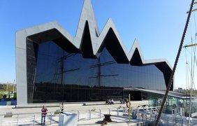 Музей транспорта, Глазго, Шотландия