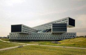 Офис крупнейшей нефтегазовой компании Норвегии Statoil, Осло