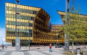 Торговый центр Emporia, Мальме, Швеция