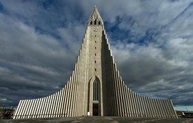 Церковь Хадльгримскиркья, Рейкьявик, Исландия