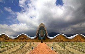 Винодельная Bodegas Ysios, Риоха-Алавеса, Испания