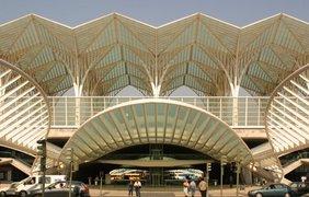 Вокзал Ориенти, Лиссабон, Португалия