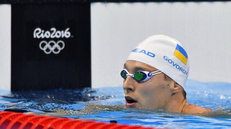 Олимпиада-2016: украинский пловец вышел вполуфинал состязаний