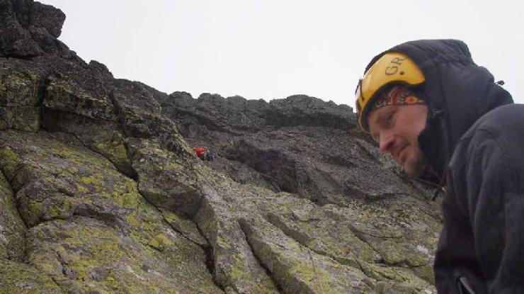 ВГрузии умер украинский альпинист