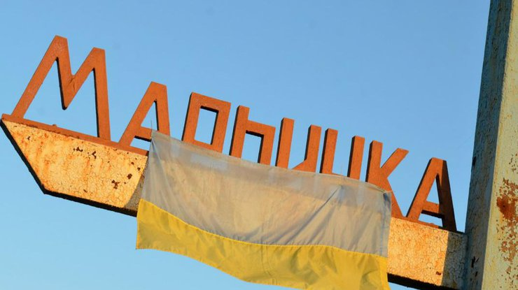 Боевики обстреляли КПВВ вМарьинке иМайорске