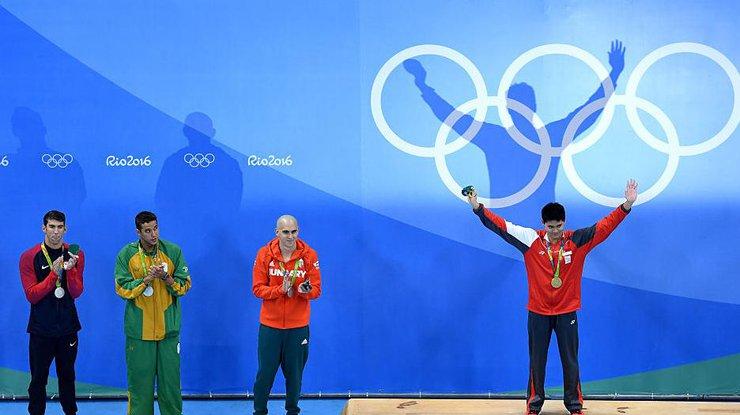 Сборная Украины наконец-то завоевала золотую медаль наОлимпиаде