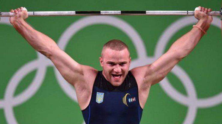 Александру Пелешенко нехватило рекорда государства Украины для завоевания медали вРио