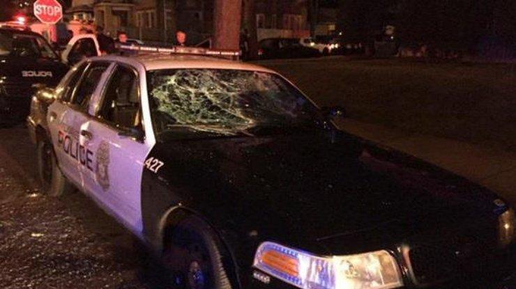 Беспорядки начались вштате Висконсин после убийства афроамериканца