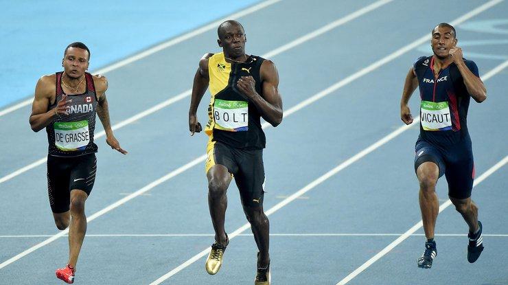Ямайская «молния» Болт стал семикратными олимпийским чемпионом