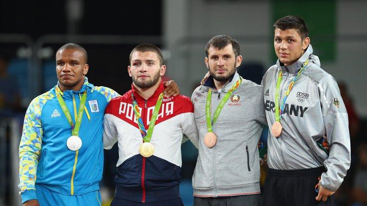 Давит Чакветадзе завоевал «золото» вгреко-римской борьбе