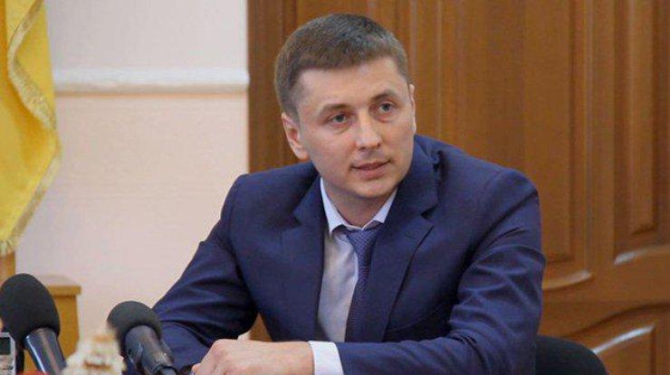 Машковский подал вотставку сдолжности руководителя Житомирской ОГА