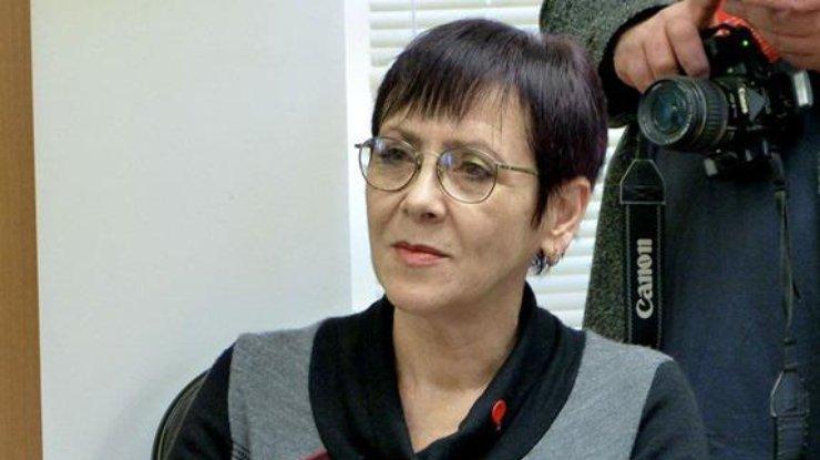 СБУ опровергла задержание «последнего киевского сепаратиста» Мирославы Бердник