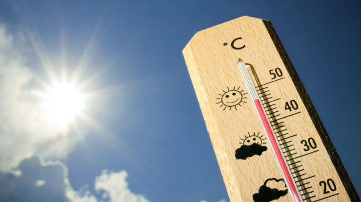 ВNASA назвали самый жаркий месяц завсю историю метеонаблюдений— Температурный рекорд