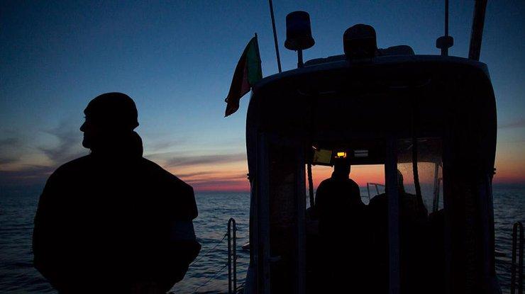 ВГреции туристический корабль столкнулся скатером, необошлось без жертв