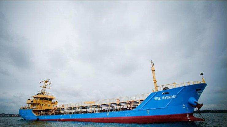 ВМалайзии сообщили обугоне нефтяного танкера