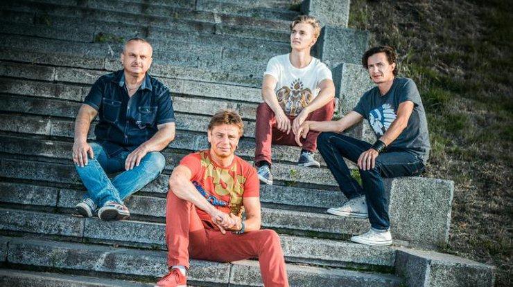 Группа «Табула Раса» презентовала клип о привлекательности  Киева