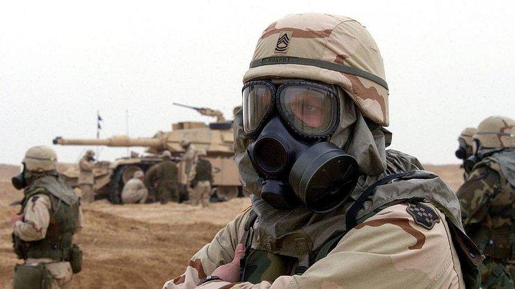 ИГИЛ применила вАлеппо химическое оружие