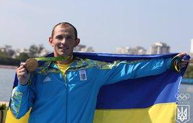 Юрий Чебан завоевал золотую медаль для Украины / Фото: НОК