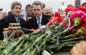 Посол США Джеффри Пайетт попрощался с Украиной