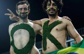 Самые нелепые болельщики в Рио