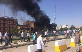 Теракт в Турции: более 100 раненых и 3 погибших