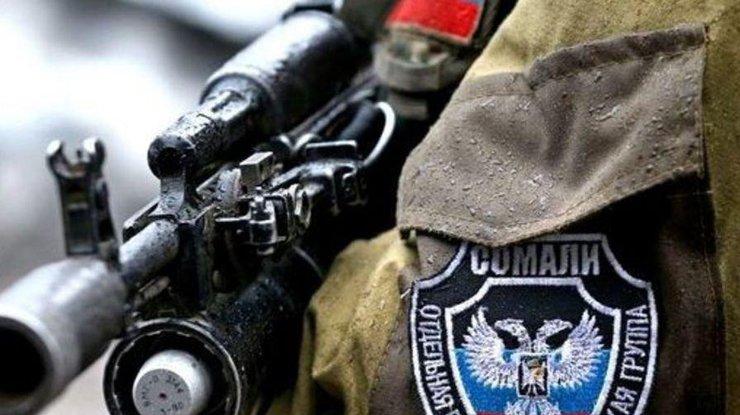 НаДонбассе словили боевика ДНР изотряда Гиви: появилось видео