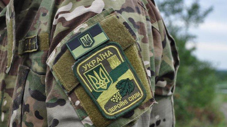 ВЛьвовской области военного раздавила фанерная плита