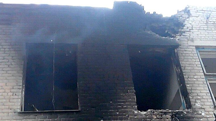 Штаб: Засутки боевики 96 раз обстреляли силы АТО