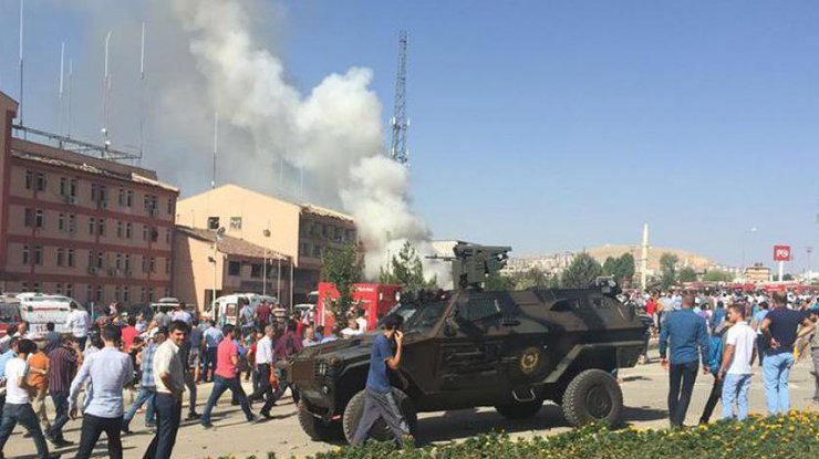 ВТурции в итоге взрыва погибли три человека