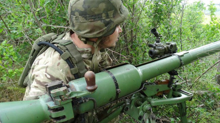 Боевики наращивают количество обстрелов— штаб АТО