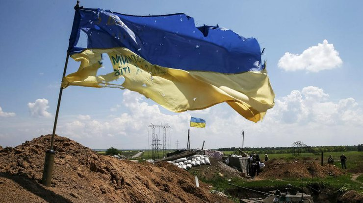 Разговор россиянина и пророссийского украинца