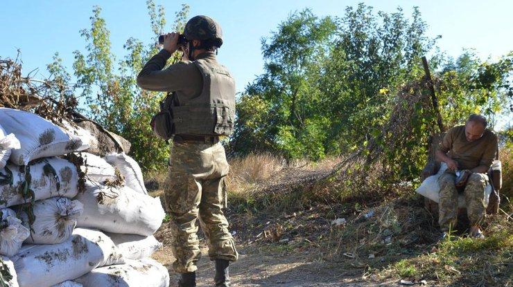 Всамом начале суток боевики 26 раз нарушали «режим тишины»— Штаб АТО