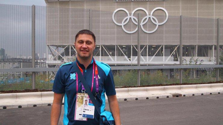 Харлан будет нести флаг Украинского государства нацеремонии закрытия Олимпиады
