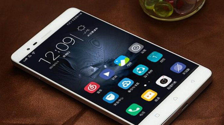 Смартфон Vibe K5 Note Pro уже поступил впродажу