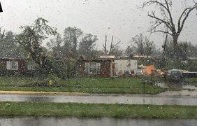 Торнадо в США Фото: соцсети