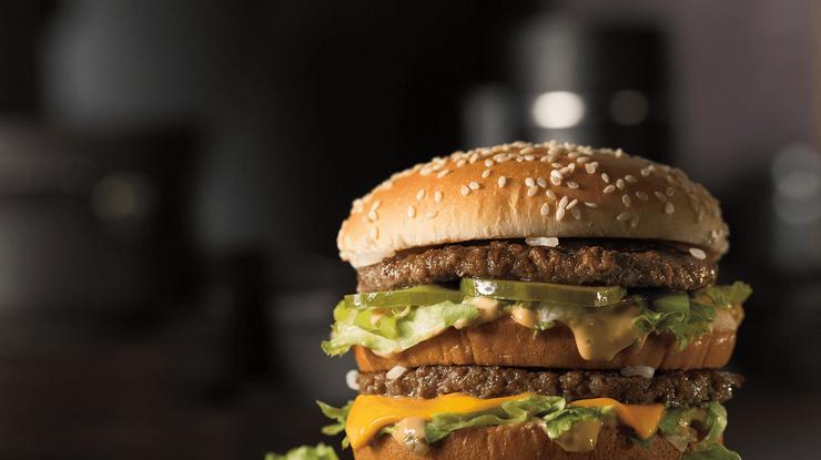 Серная кислота несмогла убить еду из«McDonalds»— Шокирующий эксперимент