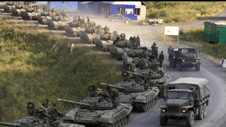 РФ расположила 42 тысячи военных наукраинской границе— агентура