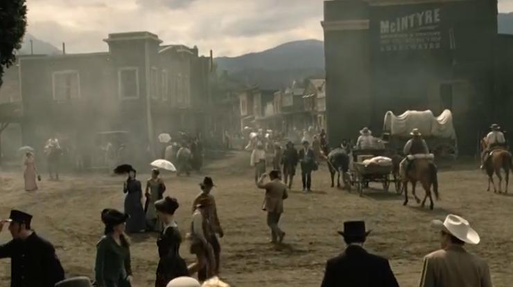 Между сезонами «Игры престолов» новым флагманом HBO будет «Западный мир»