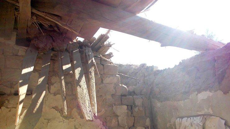 Боевики задень выпустили поАвдеевке 80 снарядов