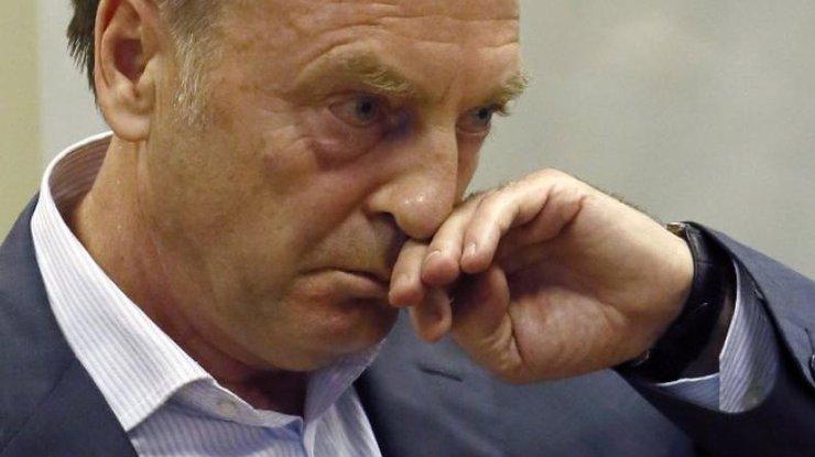 ГПУ завершила расследование вотношении экс-министра юстиции Лавриновича