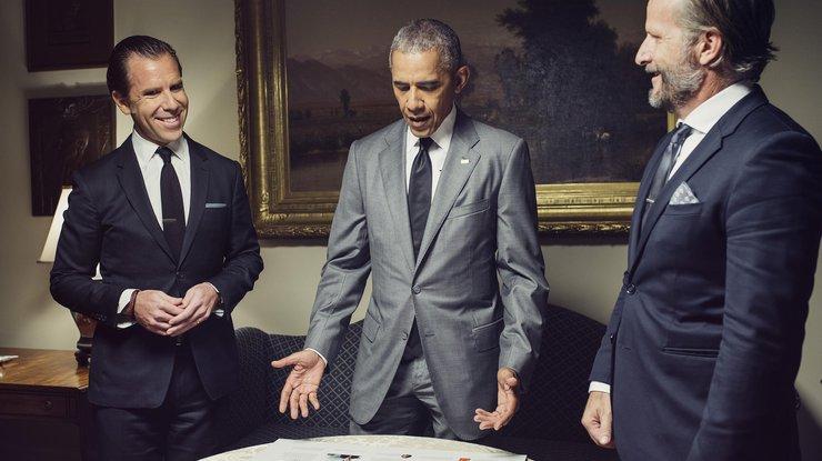 Обама будет редактором ноябрьского номера американского журнала Wired