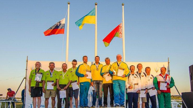 Сборная Украины одолела наЧемпионате мира поракетомодельному спорту