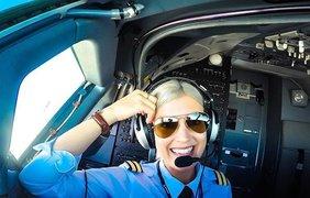 Мария Петерсон стала народным секс-символом авиации